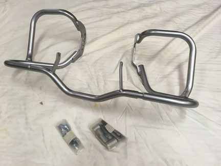 Wunderlich crash bars R1200GS